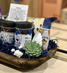 Custom Salsa Baskets--call to get a quote!